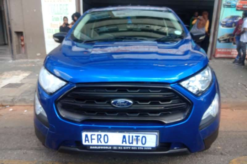 Used 2019 Ford Ecosport 1.0T Trend