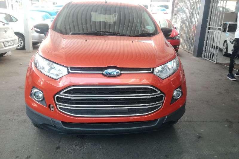 Ford Ecosport 1.5 2014