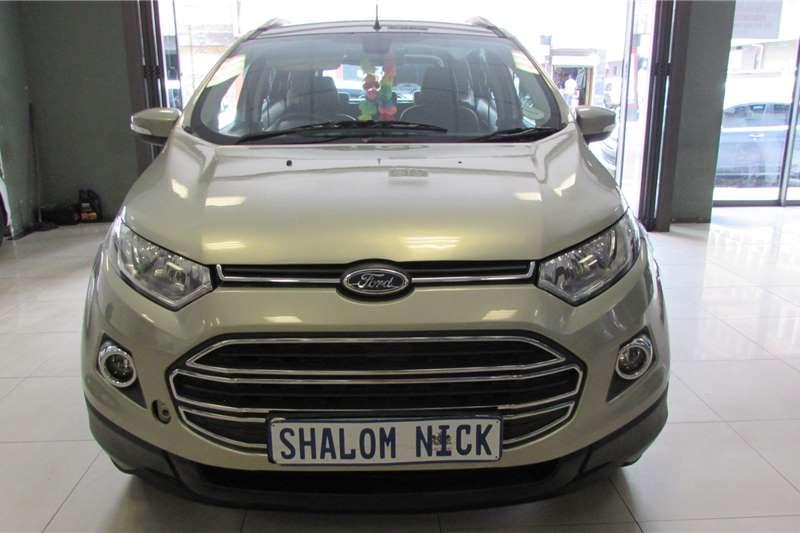 Ford Ecosport 1,5 2015