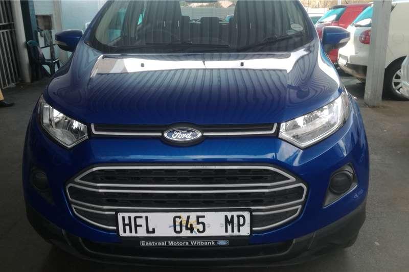 Ford Ecosport 1.5 Ambiente 2013