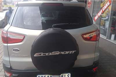 Ford Ecosport 1.5 Ambiente 2013