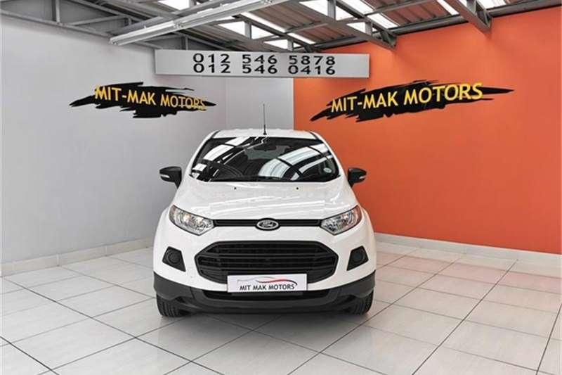 Ford EcoSport 1.5 Ambiente 2014