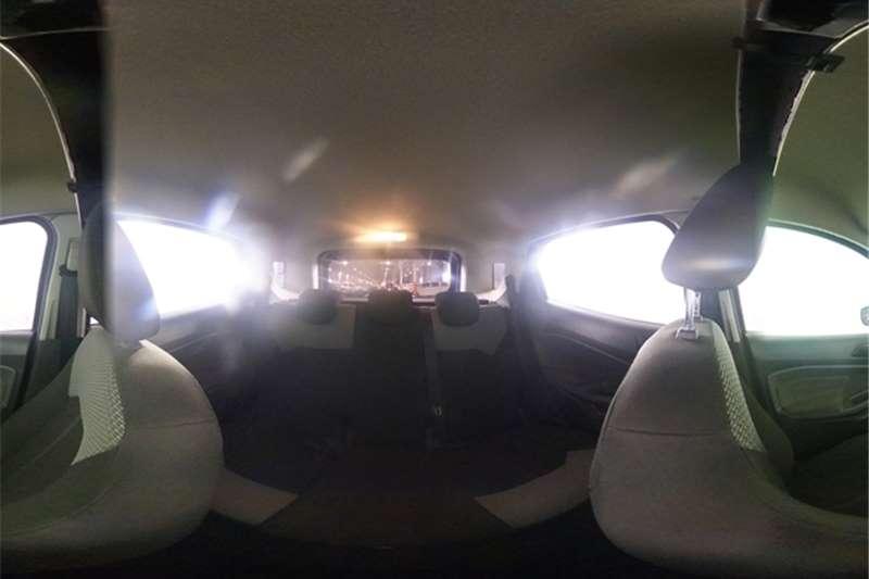 2014 Ford EcoSport EcoSport 1.5 Ambiente