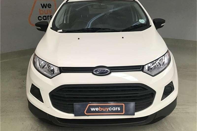 Ford EcoSport 1.5 Ambiente 2017