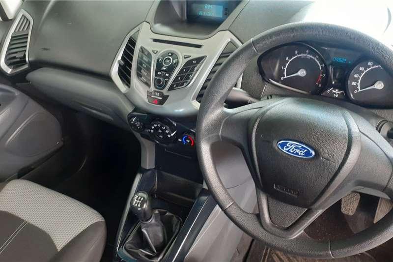 Ford Ecosport 1.5 Ambiente 2018