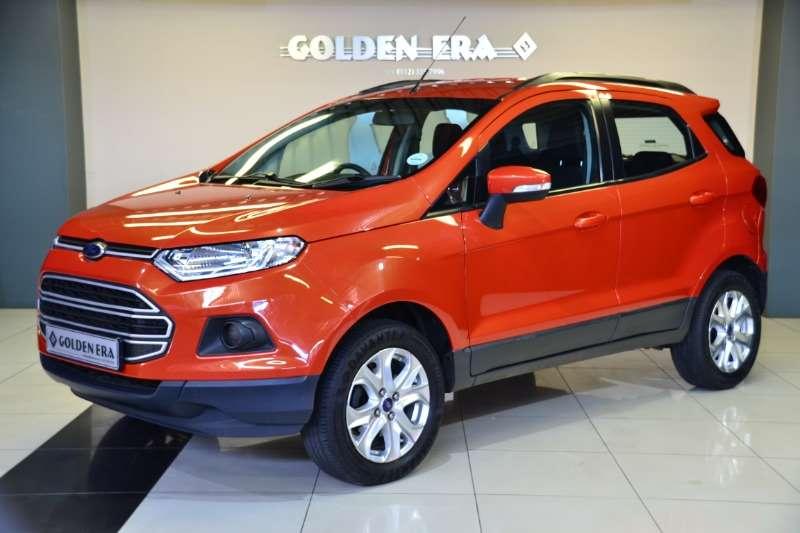 Ford Ecosport 1.5 Tdci Trend 2015