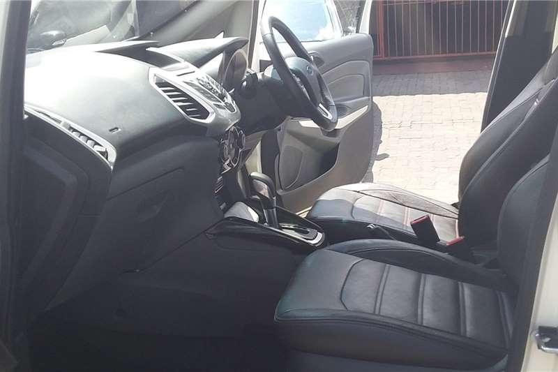 Ford Ecosport 1.5 Titanium auto 2014