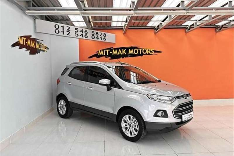 Ford Ecosport Automatic Cars For Sale In South Africa