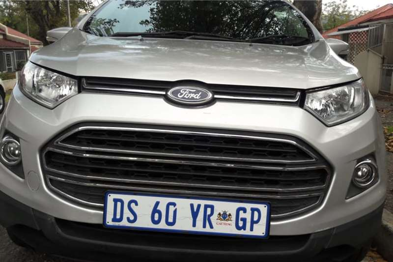 Used 2015 Ford Ecosport 1.5 Titanium auto
