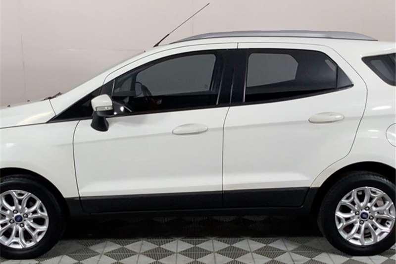 2015 Ford EcoSport EcoSport 1.5 Titanium auto