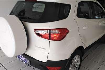 Used 2016 Ford Ecosport 1.5 Titanium auto