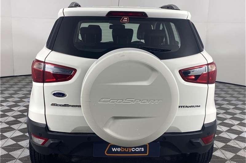2016 Ford EcoSport EcoSport 1.5 Titanium auto