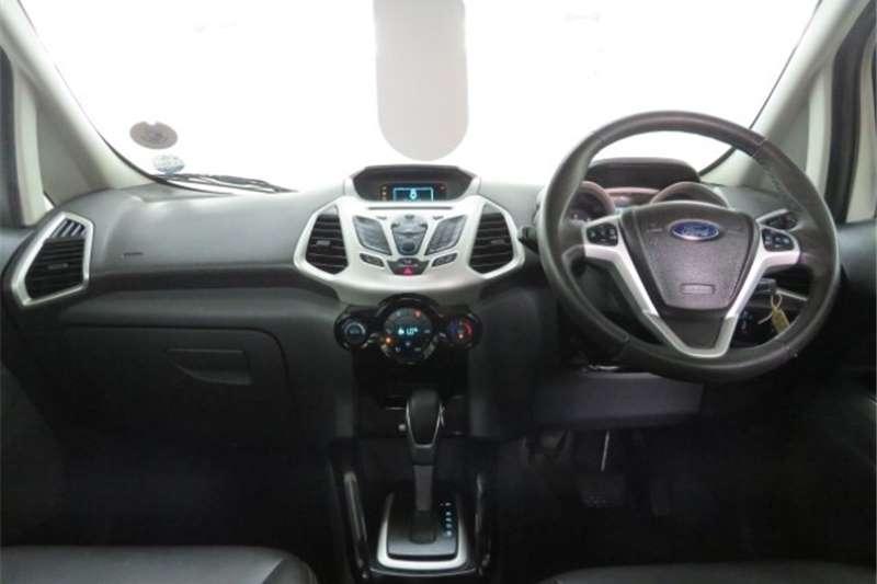 Ford EcoSport 1.5 Titanium auto 2017
