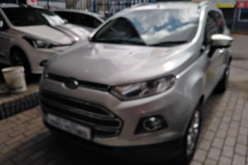 Used 2017 Ford Ecosport 1.5 Titanium auto