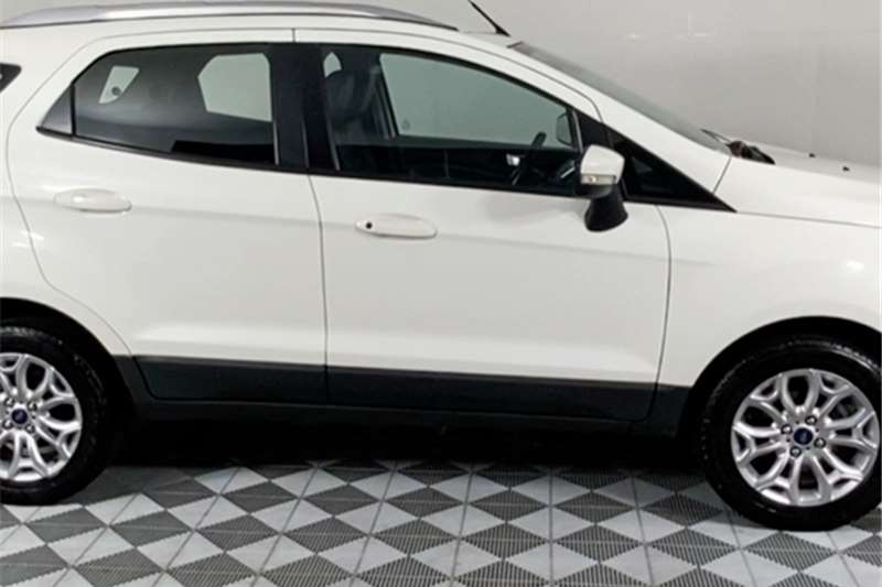 2017 Ford EcoSport EcoSport 1.5 Titanium auto