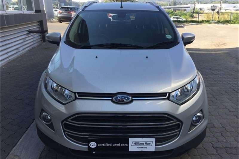 Ford EcoSport 1.5 Titanium auto 2018