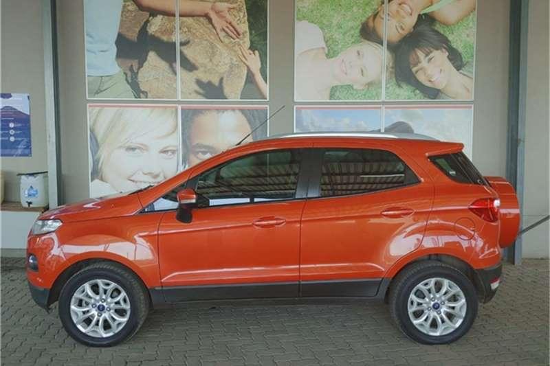 2018 Ford EcoSport EcoSport 1.5 Titanium auto
