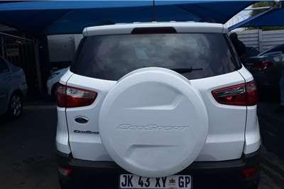 Ford Ecosport 1.5 Titanium auto 2020