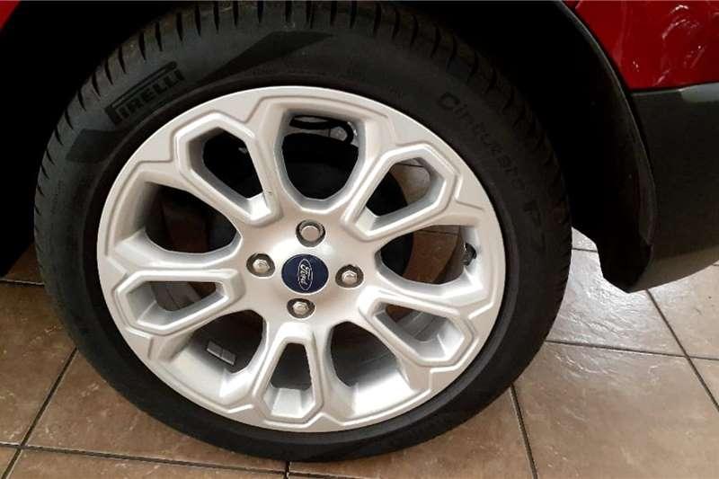 Used 2020 Ford Ecosport 1.5 Titanium auto