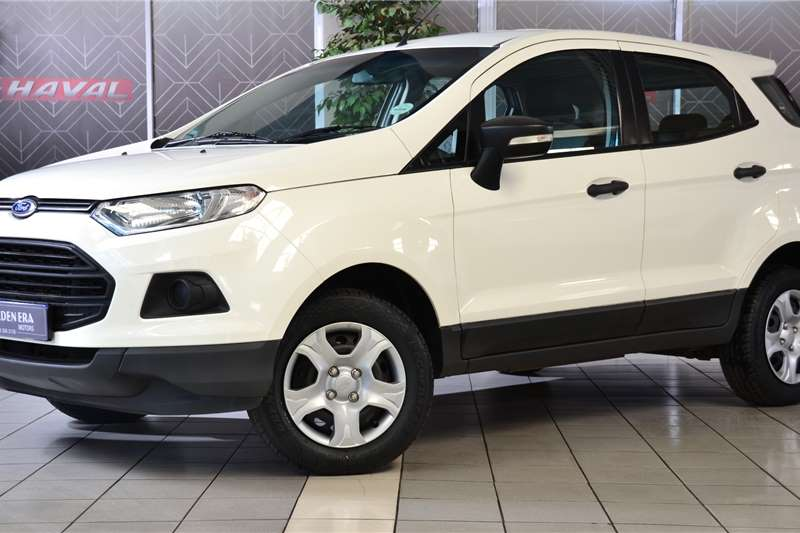 Ford Ecosport 1.5 Tivct Ambiente 2014