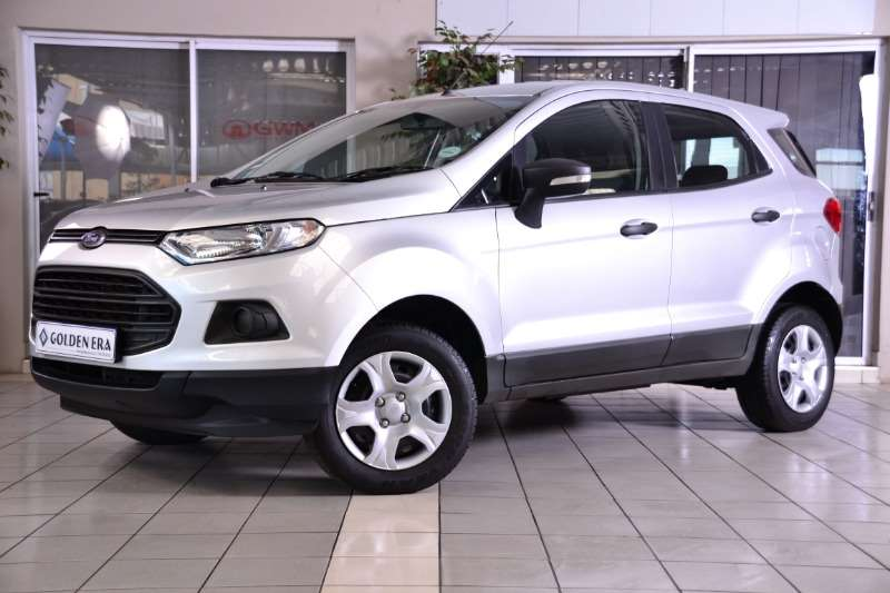 Ford Ecosport 1.5 Tivct Ambiente 2017