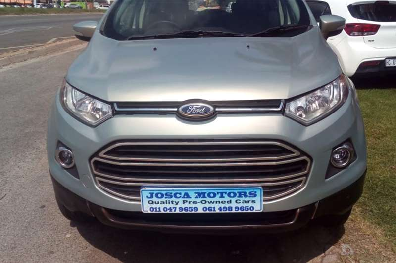 Ford Ecosport 1.5TDCi AMBIENTE 2013