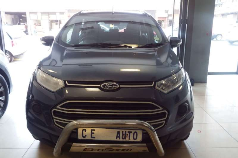Ford Ecosport 1.5TDCi AMBIENTE 2016