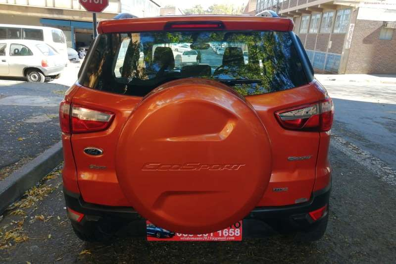 Used 2016 Ford Ecosport ECOSPORT 1.5TDCi AMBIENTE