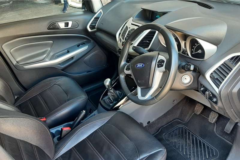 Used 2017 Ford Ecosport ECOSPORT 1.5TDCi AMBIENTE