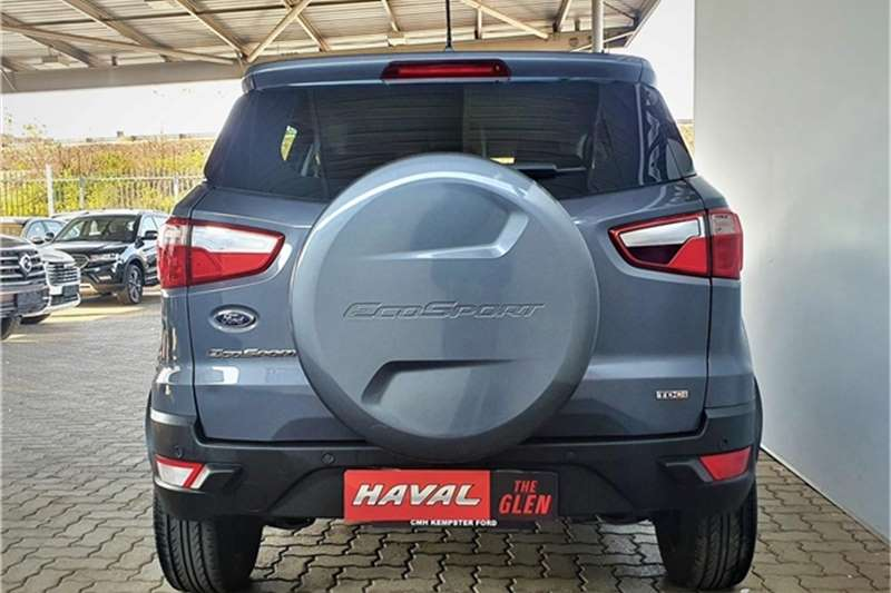 Used 2018 Ford Ecosport ECOSPORT 1.5TDCi AMBIENTE