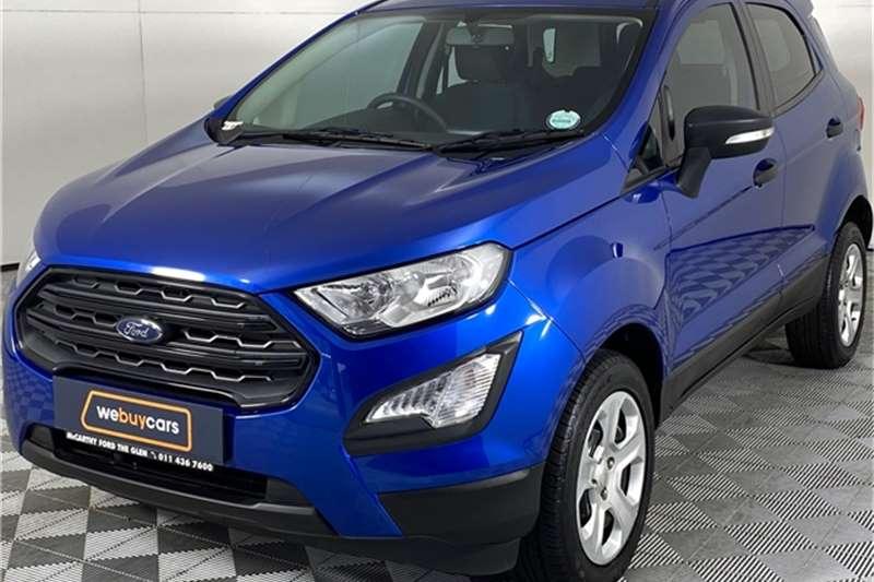 2018 Ford EcoSport ECOSPORT 1.5TDCi AMBIENTE