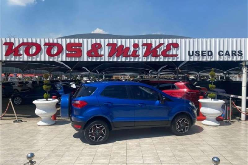 Used 2019 Ford Ecosport ECOSPORT 1.5TDCi AMBIENTE