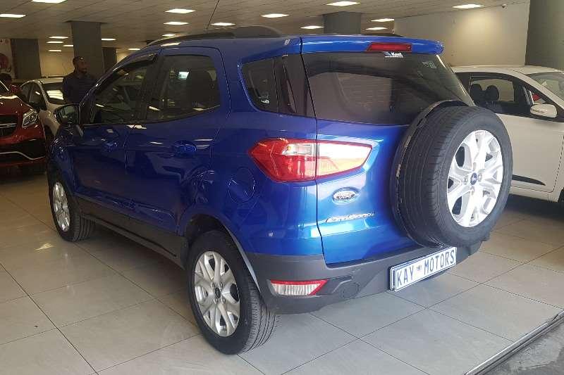 Ford Ecosport 15tdci Titanium
