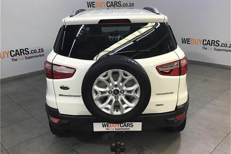 Ford EcoSport 1.5TDCi Titanium 2014