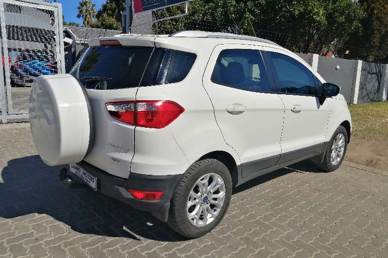 2014 Ford EcoSport EcoSport 1.5TDCi Titanium