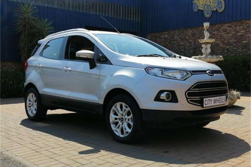 Used 2014 Ford Ecosport 1.5TDCi Titanium