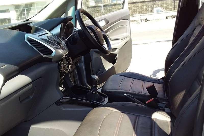 Ford Ecosport 1.5TDCi Titanium 2015