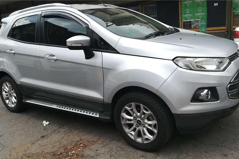 Used 2015 Ford Ecosport 1.5TDCi Titanium
