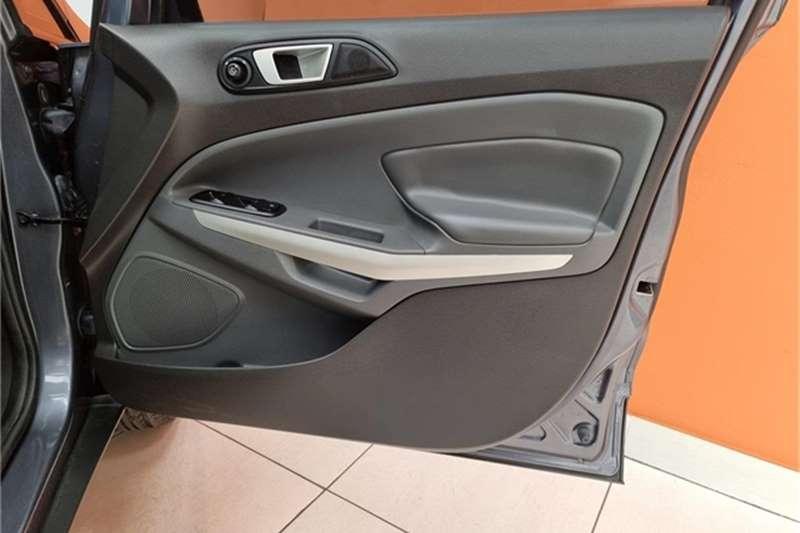 2015 Ford EcoSport EcoSport 1.5TDCi Titanium