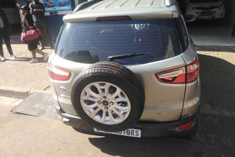 Used 2016 Ford Ecosport 1.5TDCi Titanium