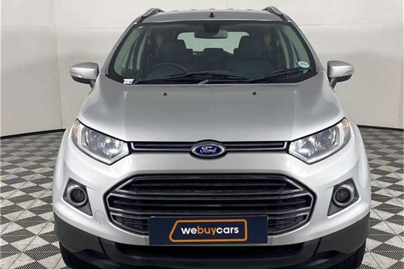 2016 Ford EcoSport EcoSport 1.5TDCi Titanium