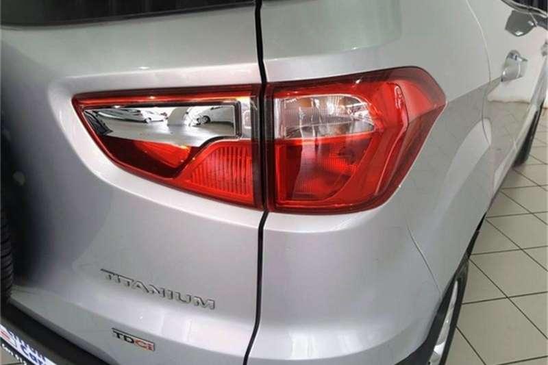 Ford EcoSport 1.5TDCi Titanium 2017