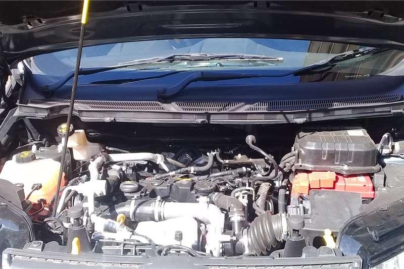 2017 Ford EcoSport EcoSport 1.5TDCi Titanium