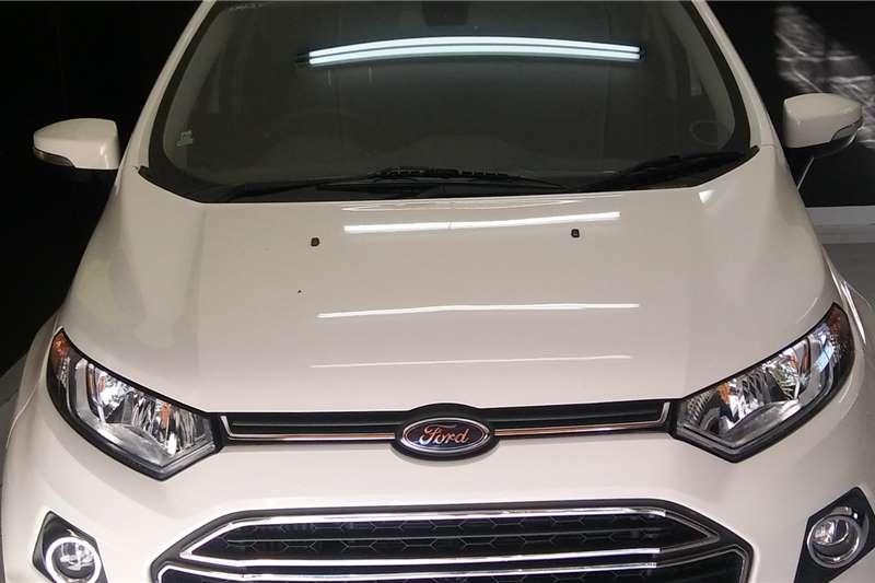 Ford Ecosport 1.5TDCi Titanium 2018