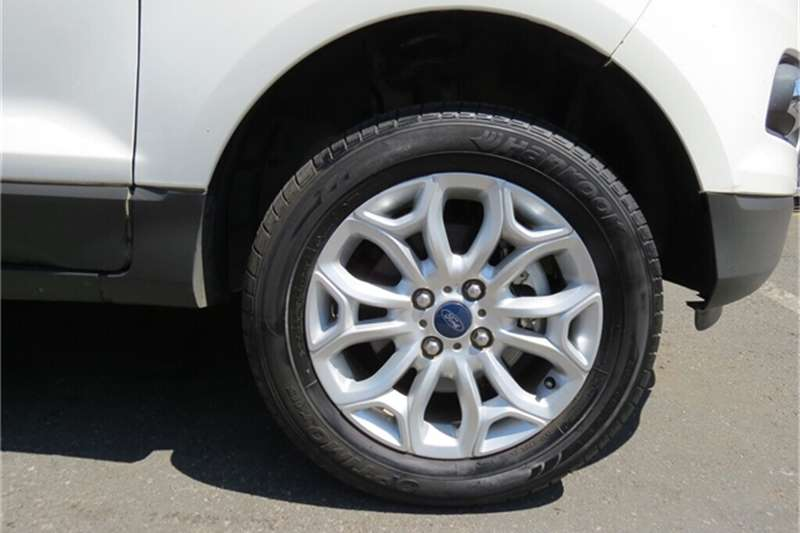 2018 Ford EcoSport EcoSport 1.5TDCi Titanium