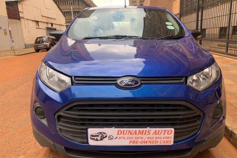 Used 2018 Ford Ecosport 1.5TDCi Titanium