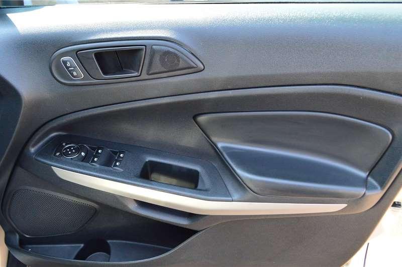 2019 Ford EcoSport EcoSport 1.5TDCi Titanium
