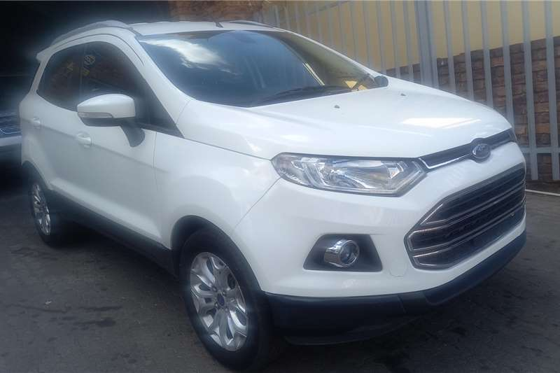 Used 2013 Ford Ecosport 1.5TDCi Trend