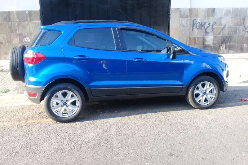 Used 2014 Ford Ecosport 1.5TDCi Trend
