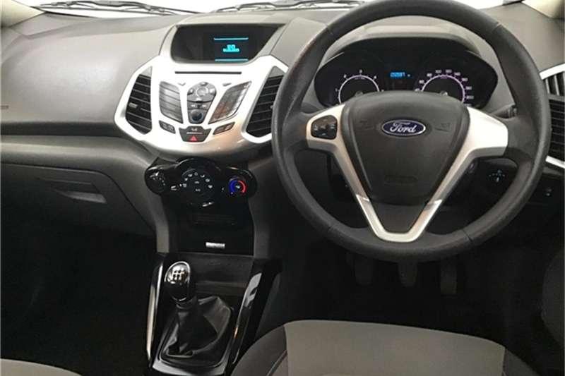 Ford EcoSport 1.5TDCi Trend 2014
